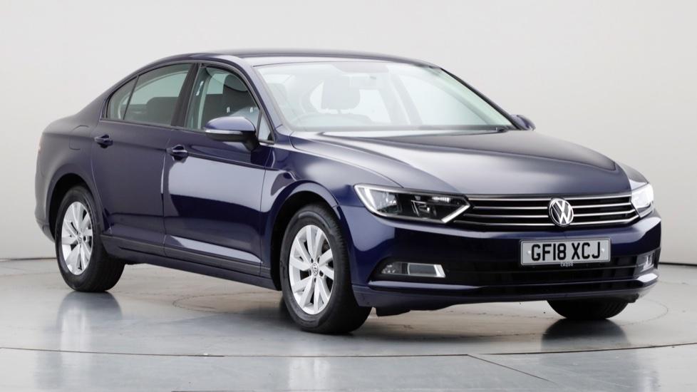 2018 Used Volkswagen Passat 1.6L S TDI