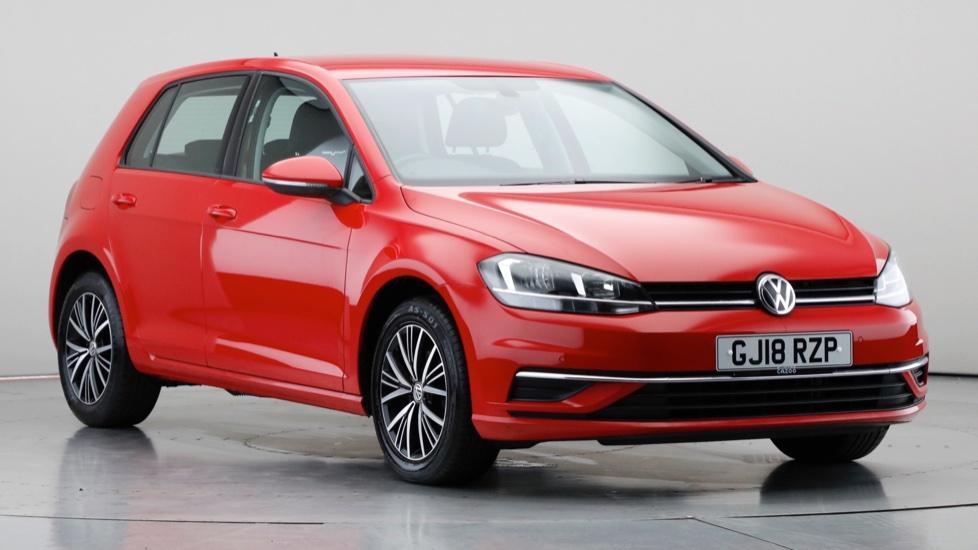 2018 Used Volkswagen Golf 1L SE TSI