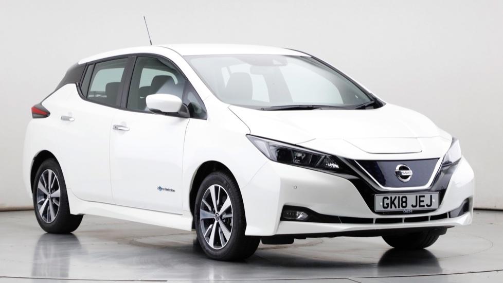 2018 Used Nissan Leaf Acenta