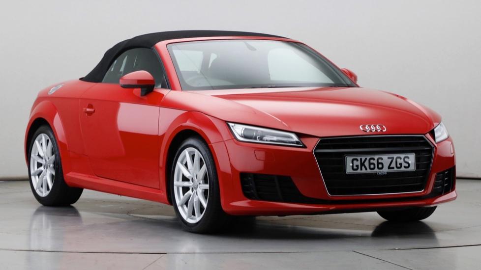 2016 Used Audi TT 1.8L Sport TFSI