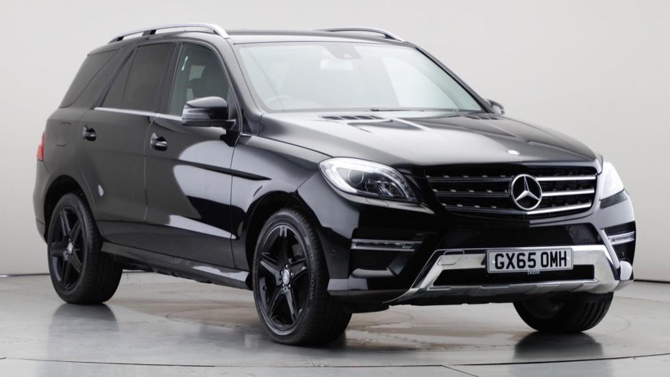 2015 Used Mercedes-Benz M Class 2.1L AMG Line BlueTEC ML250 CDI
