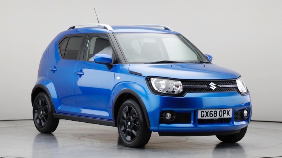 2019 Used Suzuki Ignis 1.2L SZ-T Dualjet MHEV