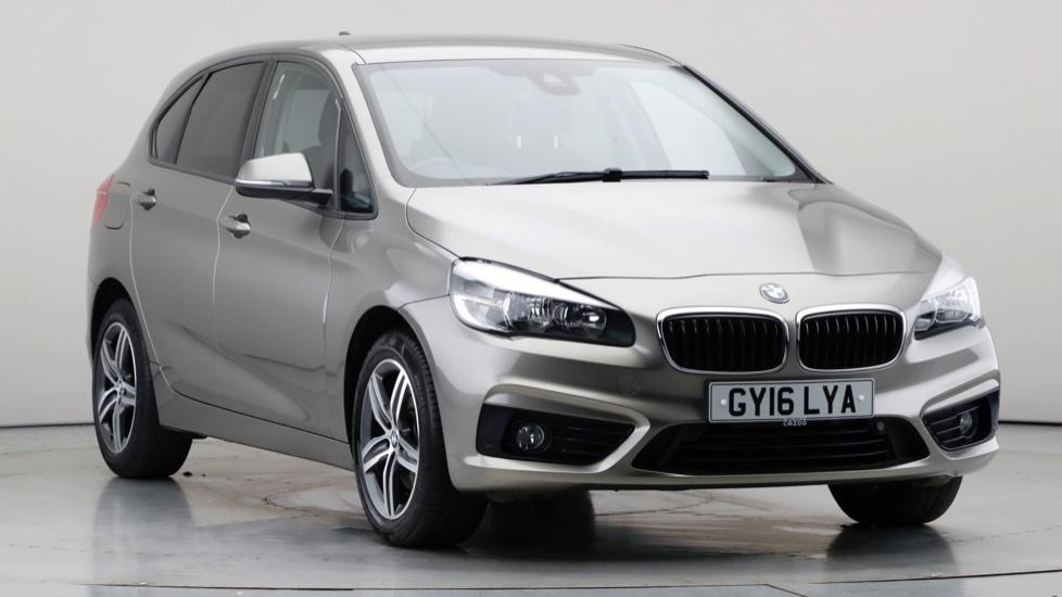 2016 Used BMW 2 Series Active Tourer 1.5L Sport 218i