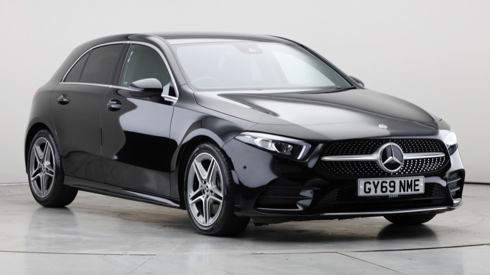 2019 Used Mercedes-Benz A Class 2L AMG Line A250