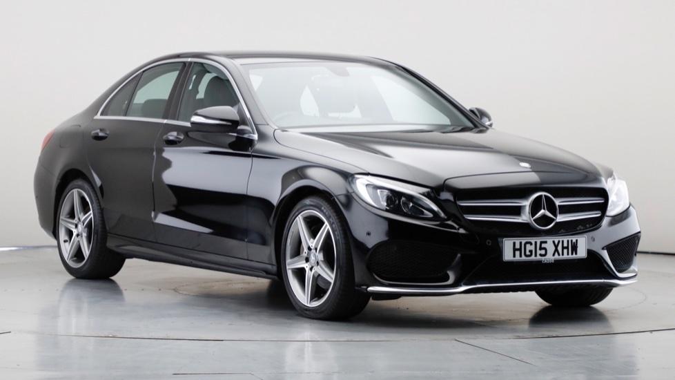 2015 Used Mercedes-Benz C Class 2L AMG Line C200