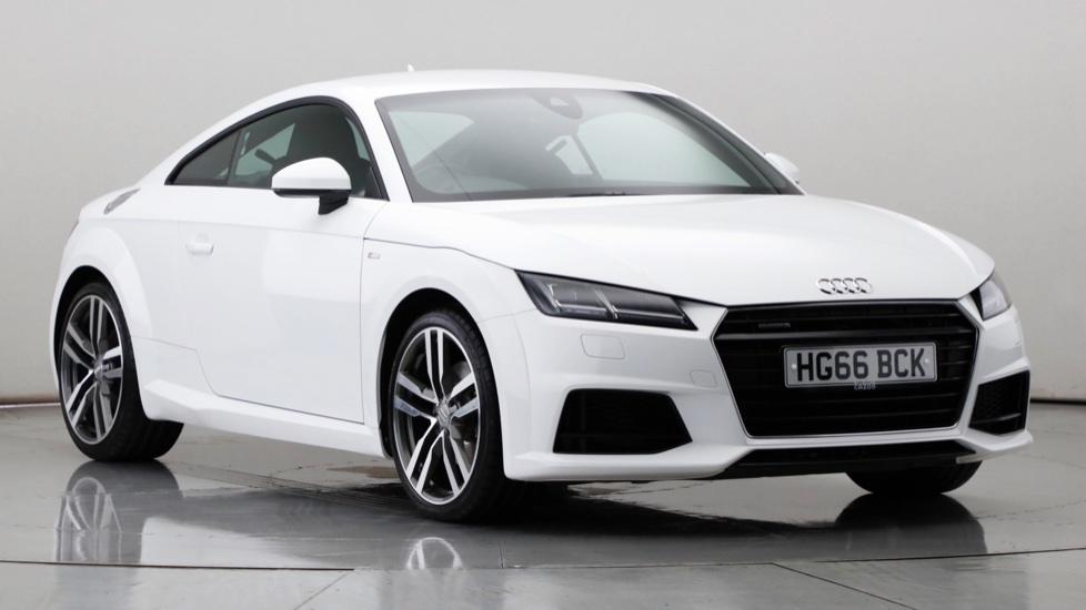 2016 Used Audi TT 2L S line TFSI