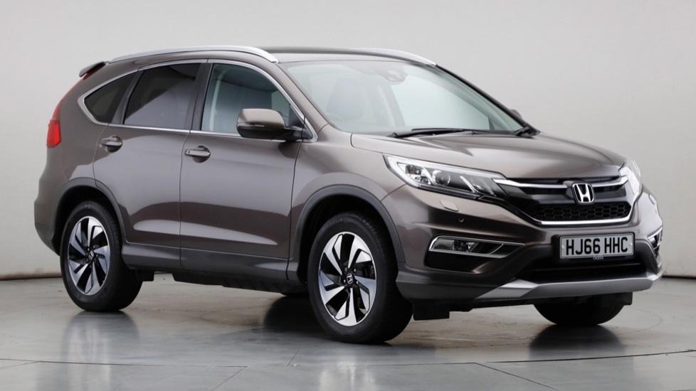 2016 Used Honda CR-V 1.6L EX i-DTEC
