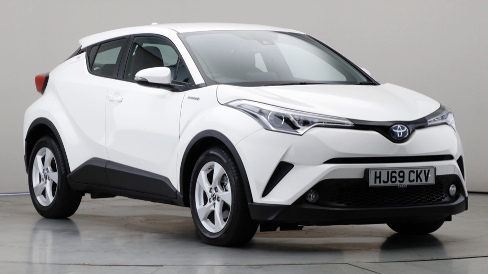 2019 Used Toyota C-HR 1.8L Icon VVT-h
