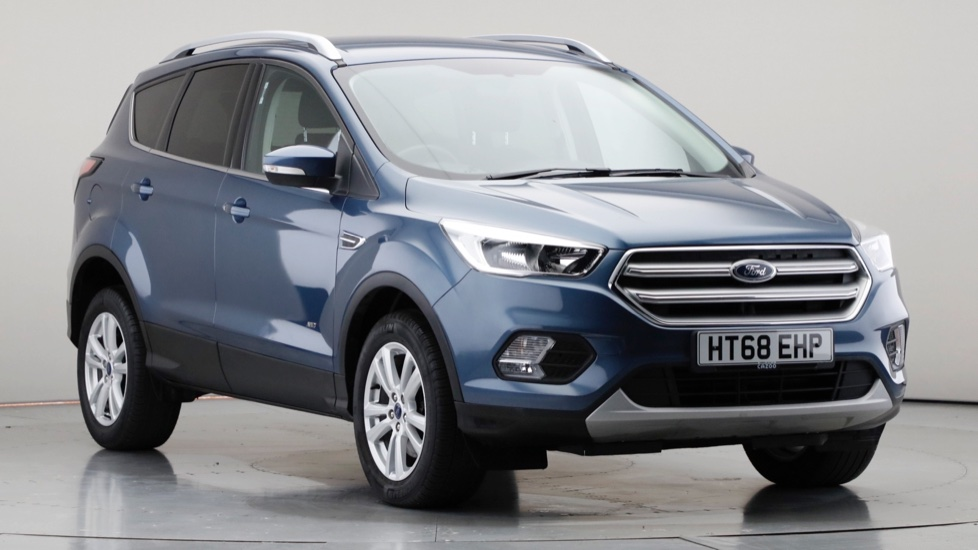 2019 Used Ford Kuga 2L Zetec EcoBlue TDCi
