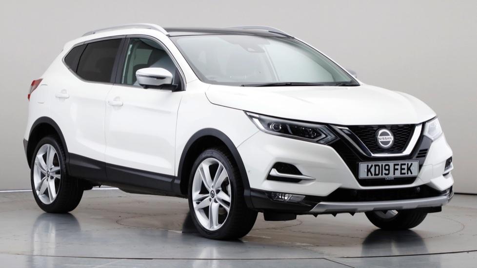 2019 Used Nissan Qashqai 1.3L N-Motion DIG-T