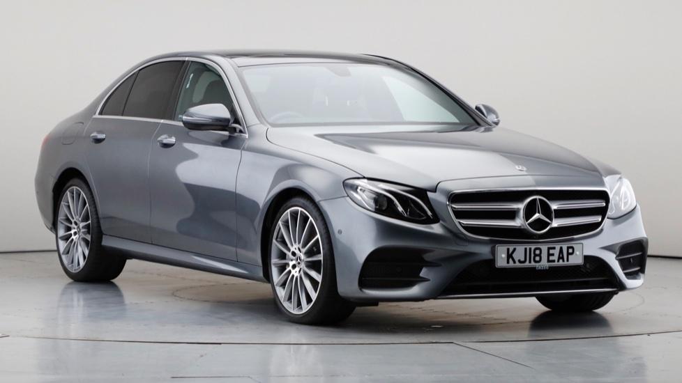 2018 Used Mercedes-Benz E Class 3L AMG Line E350d V6