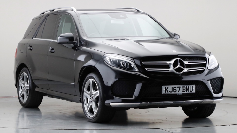 2018 Used Mercedes-Benz GLE Class 3L AMG Line GLE350d V6