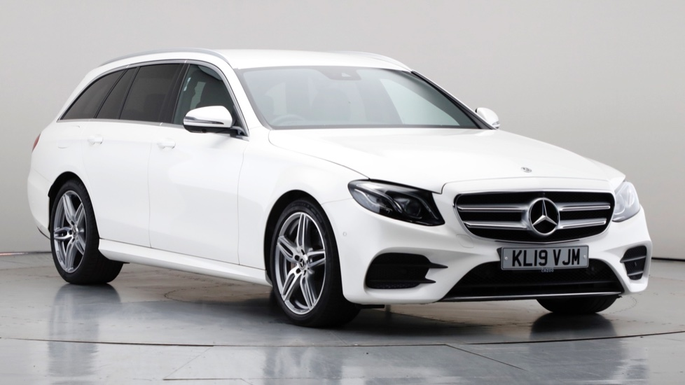 2019 Used Mercedes-Benz E Class 2L AMG Line Night Edition E220d