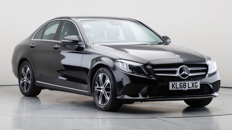 2019 Used Mercedes-Benz C Class 1.5L Sport EQ Boost C200