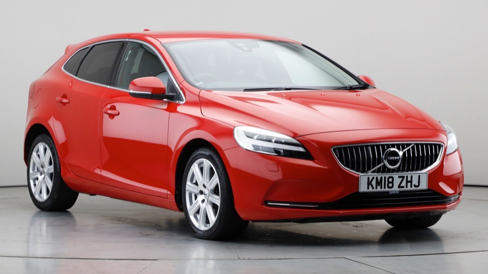 2018 Used Volvo V40 2L Inscription D3