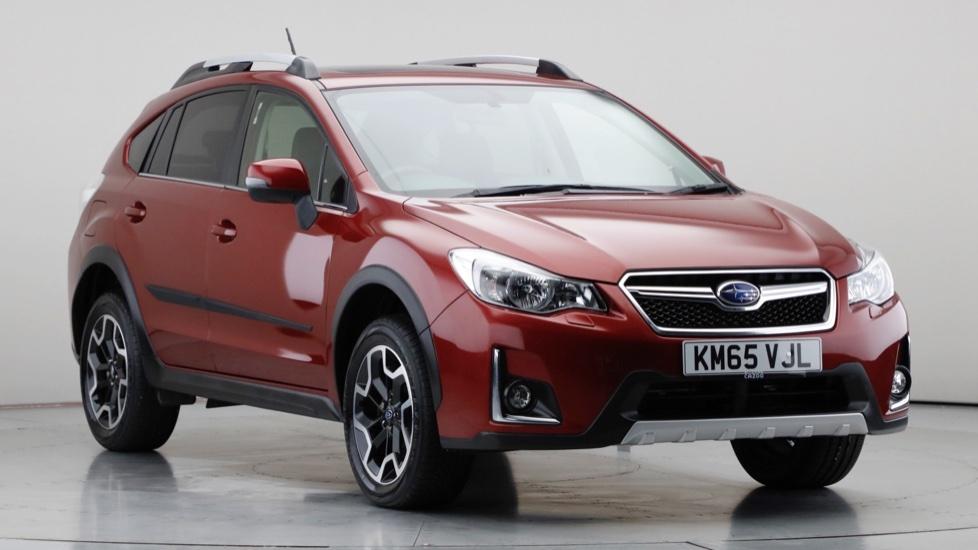 2015 Used Subaru XV 2L SE Premium i