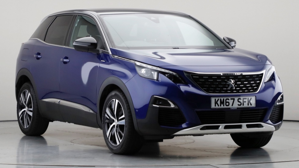 2017 Used Peugeot 3008 1.6L GT Line BlueHDi