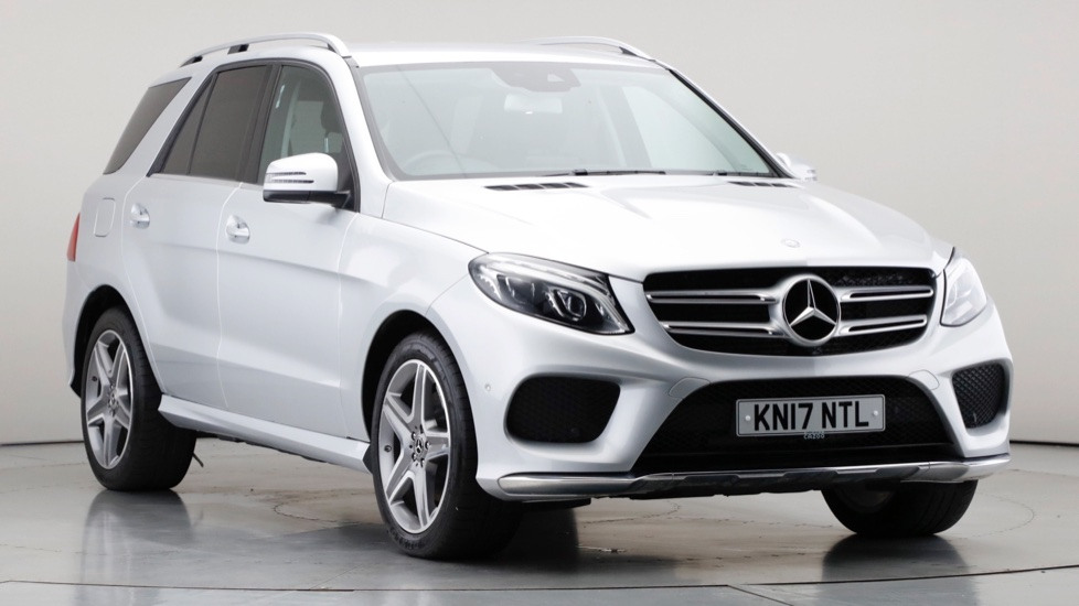 2017 Used Mercedes-Benz GLE Class 3L AMG Line GLE350d V6