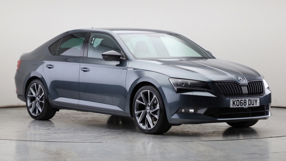 2019 Used Skoda Superb 2L SportLine Plus TDI