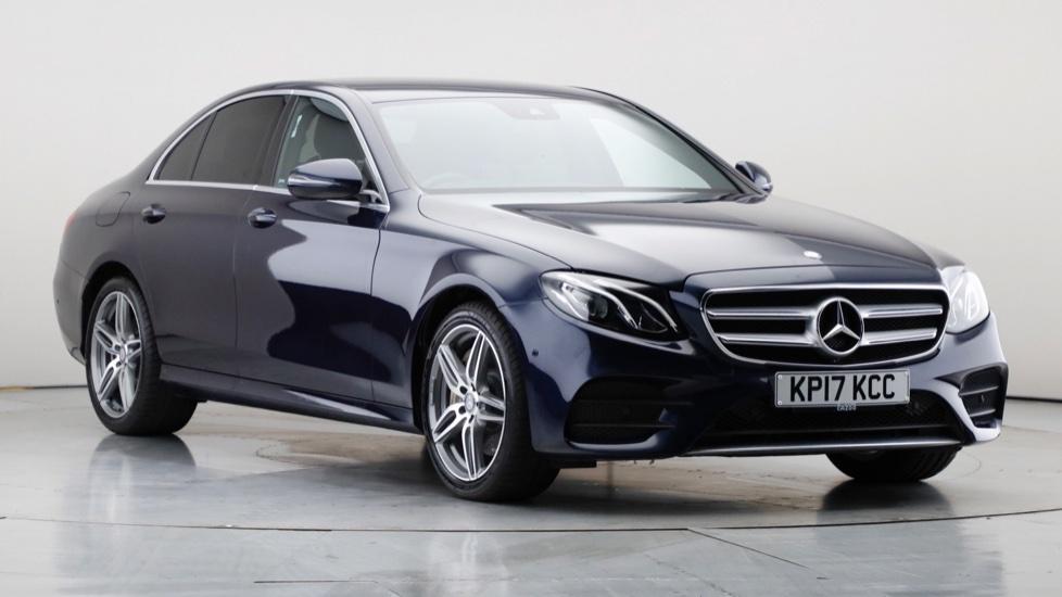 2017 Used Mercedes-Benz E Class 3L AMG Line E350d V6