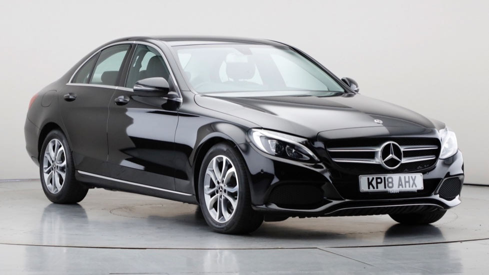 2018 Used Mercedes-Benz C Class 1.6L Sport C200d