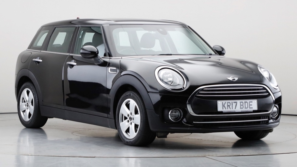2017 Used Mini Clubman 1.5L One D