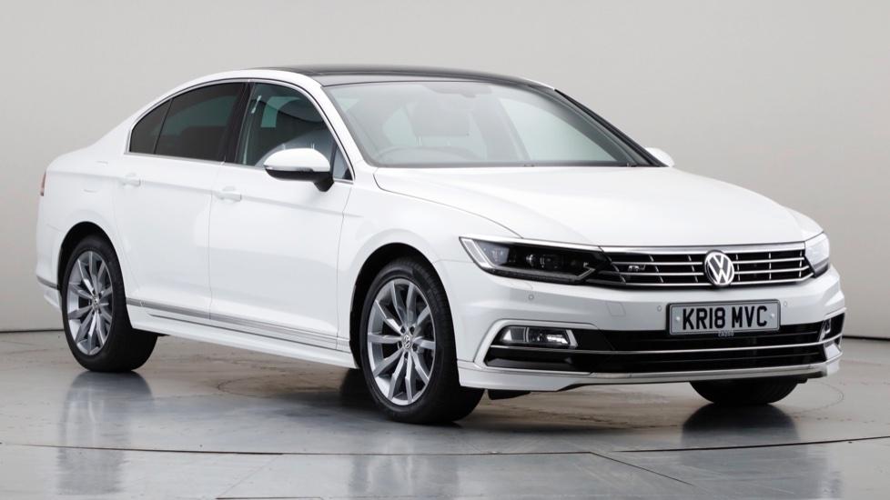 2018 Used Volkswagen Passat 1.8L R-Line TSI