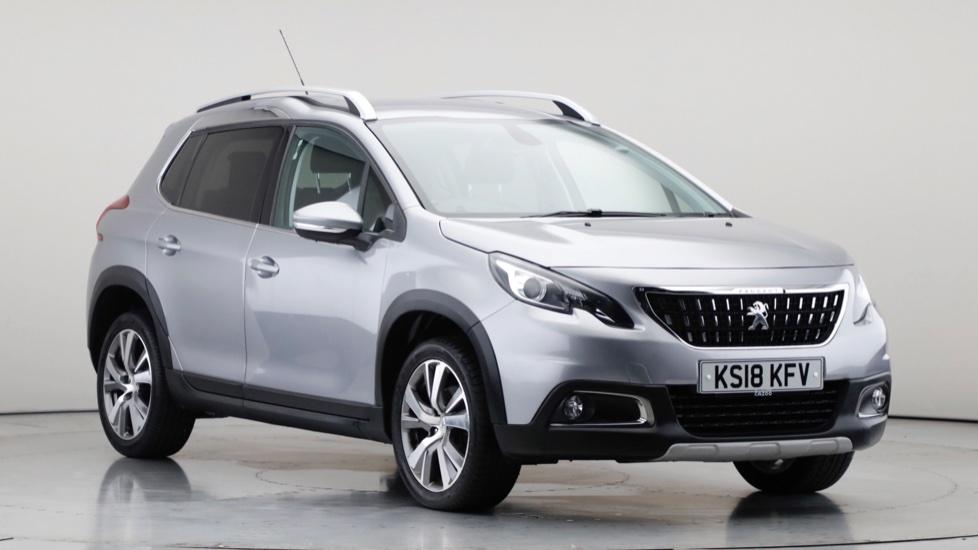 2018 Used Peugeot 2008 1.2L Allure PureTech
