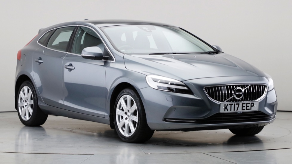 2017 Used Volvo V40 2L Inscription D3