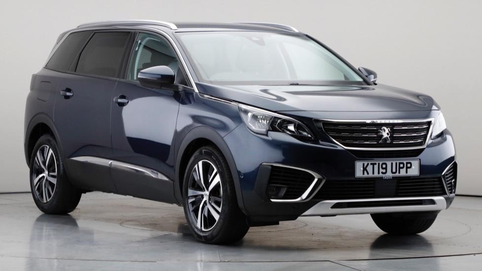2019 Used Peugeot 5008 1.2L Allure PureTech