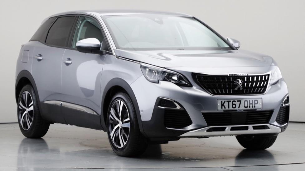 2018 Used Peugeot 3008 1.6L Allure THP