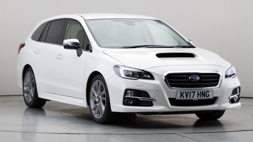 2017 Used Subaru Levorg 1.6L GT i
