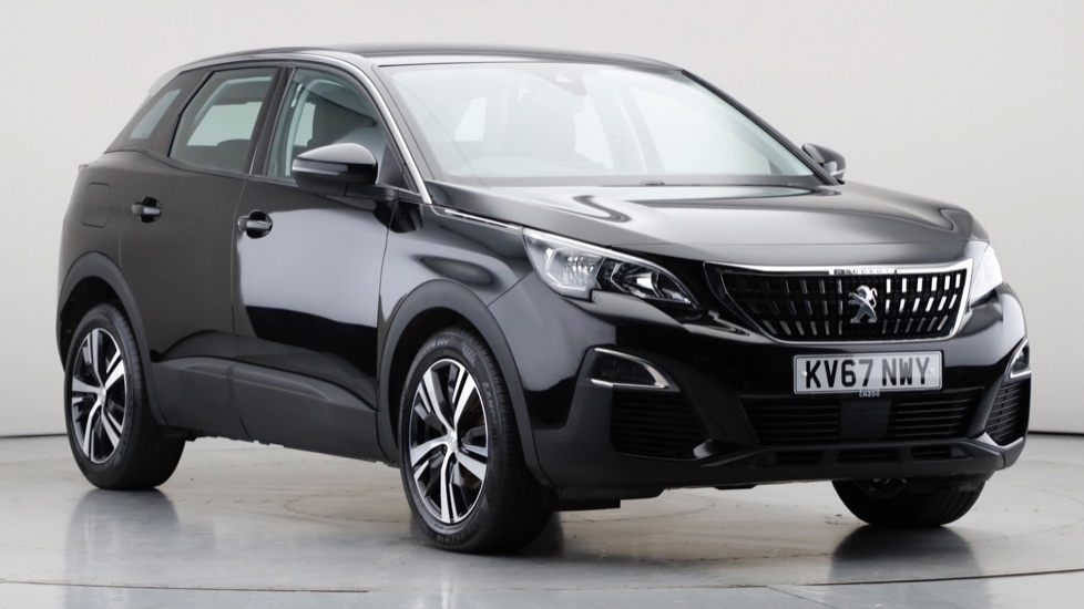 2017 Used Peugeot 3008 1.6L Active BlueHDi