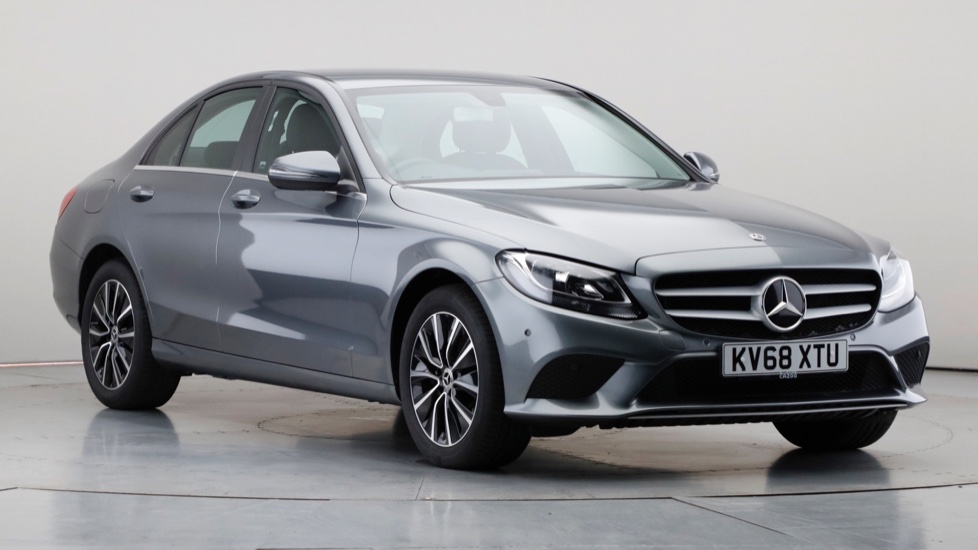 2018 Used Mercedes-Benz C Class 1.5L SE EQ Boost C200