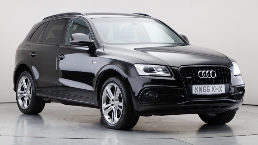 2016 Used Audi Q5 2L S line Plus TDI