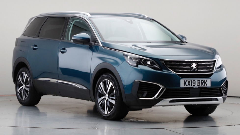 2019 Used Peugeot 5008 1.5L Allure BlueHDi