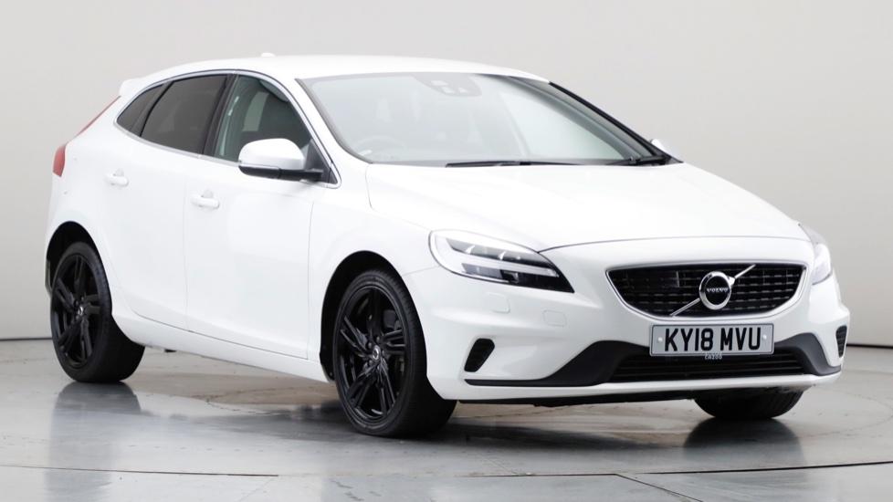 2018 Used Volvo V40 2L R-Design Pro D4