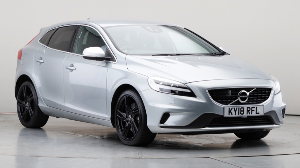 2018 Used Volvo V40 2L R-Design Pro D3