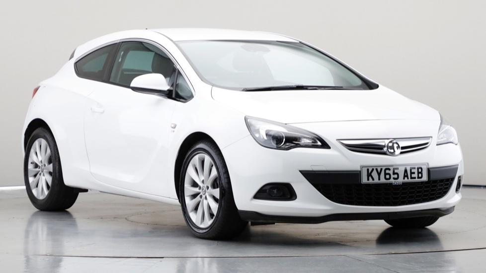 2015 Used Vauxhall Astra GTC 2L SRi CDTi