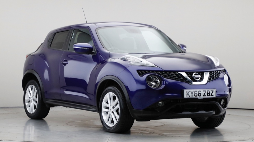 2016 Used Nissan Juke 1.2L N-Connecta DIG-T