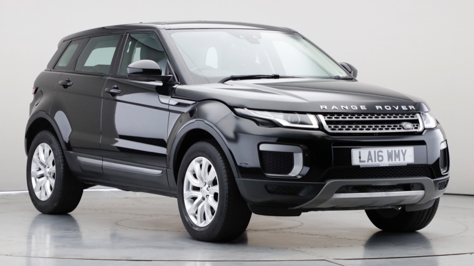 2016 Used Land Rover Range Rover Evoque 2L SE eD4