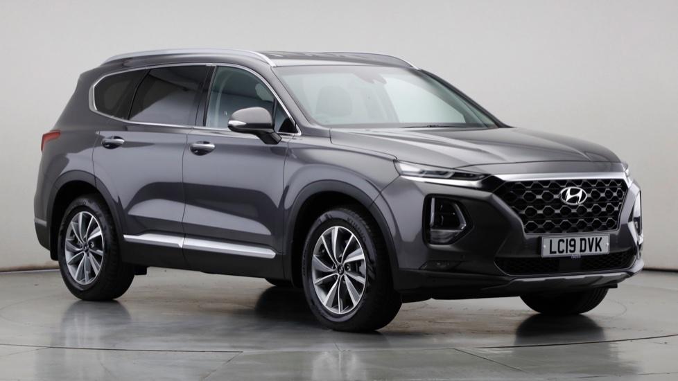 2019 Used Hyundai Santa Fe 2.2L Premium CRDi