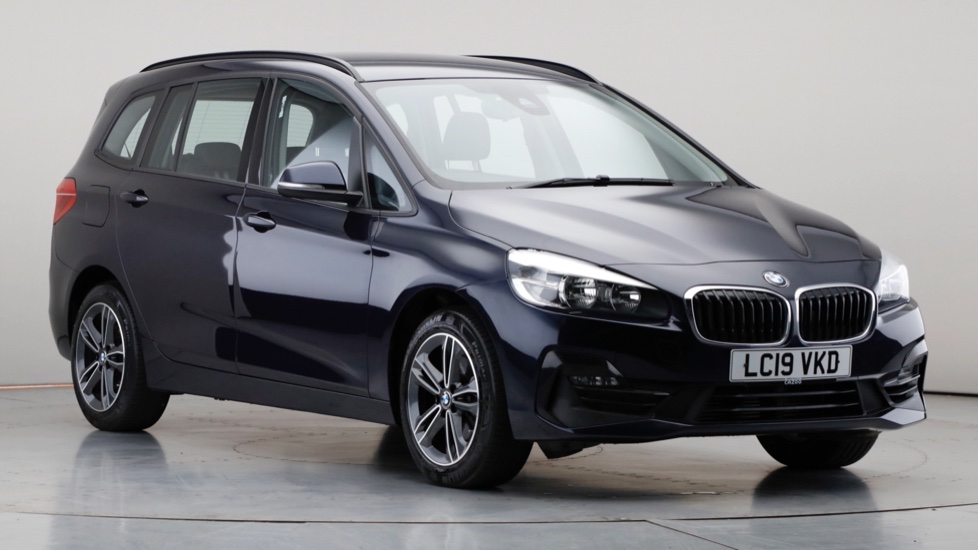 2019 Used BMW 2 Series Gran Tourer 1.5L Sport 218i