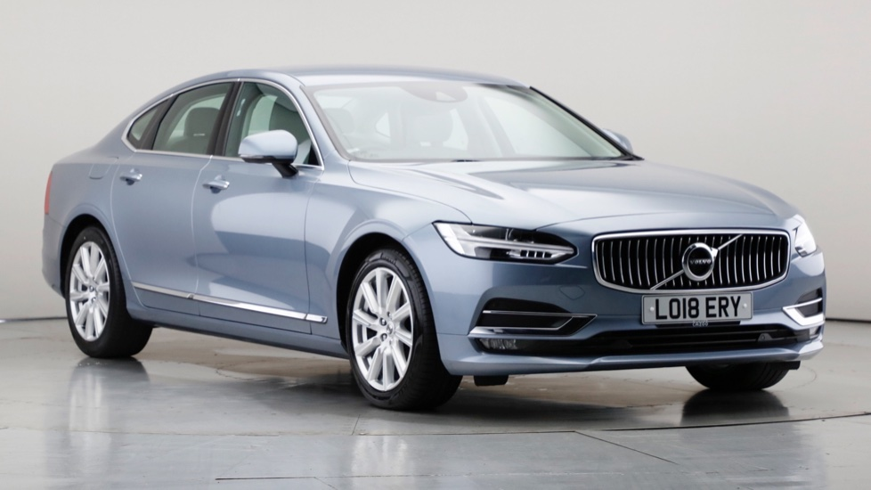 2018 Used Volvo S90 2L Inscription D4