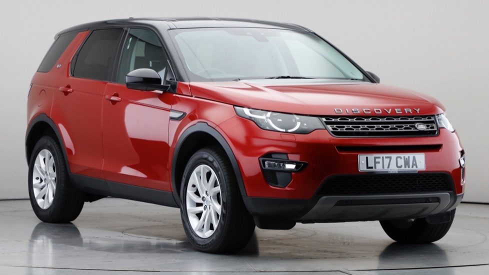 2017 Used Land Rover Discovery Sport 2L SE Tech TD4