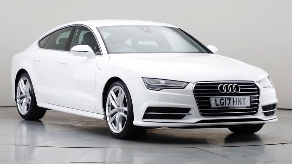 2017 Used Audi A7 3L S line ultra TDI V6