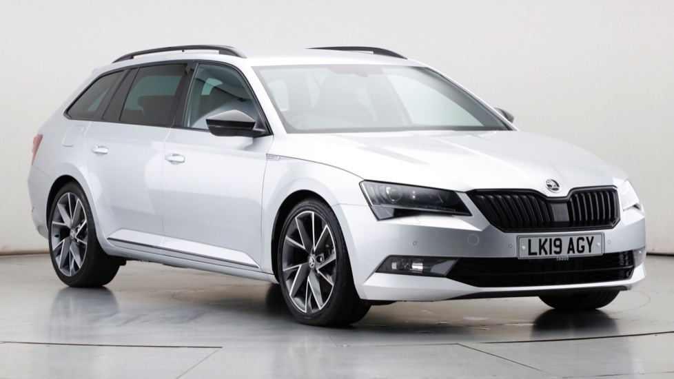 2019 Used Skoda Superb 1.5L SportLine Plus ACT TSI