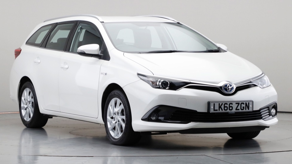 2016 Used Toyota Auris 1.8L Business Edition VVT-h