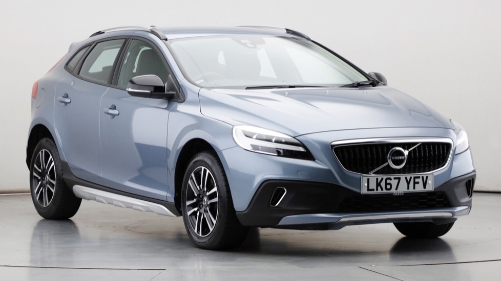 2017 Used Volvo V40 Cross Country 2L T3