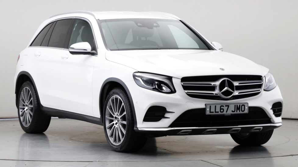 2017 Used Mercedes-Benz GLC Class 2.1L AMG Line GLC220d